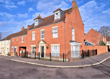 Thumbnail 5 bedroom semi-detached house for sale in Kingfisher Grove, Three Mile Cross, Reading