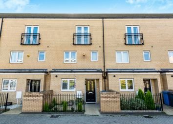 Thumbnail 4 bedroom town house for sale in Fox Field Close, Grays