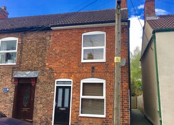 Thumbnail 2 bed end terrace house for sale in Church Street, Donington, Spalding