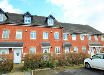 Thumbnail 3 bed town house for sale in Trent View, Burton-On-Trent