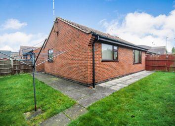 Thumbnail 2 bed semi-detached bungalow for sale in Chelsbury Court, Arnold, Nottingham