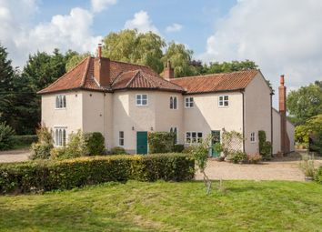 Thumbnail 5 bed detached house for sale in Wood Rising Road, Hingham, Norwich