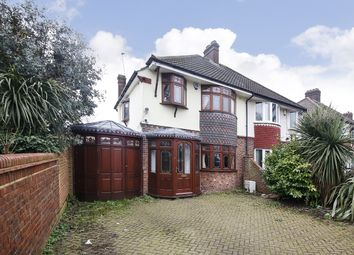 Thumbnail 3 bed flat for sale in Wricklemarsh Road, London