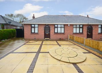 Thumbnail 3 bed semi-detached bungalow for sale in Beaconsfield Drive, Blurton