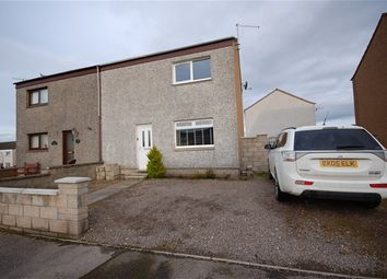 Thumbnail 2 bed semi-detached house for sale in Mannoch Court, Elgin, Elgin