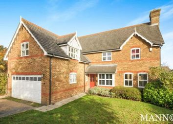 Thumbnail 5 bed detached house for sale in Hogs Orchard, Swanley Village, Swanley, Kent
