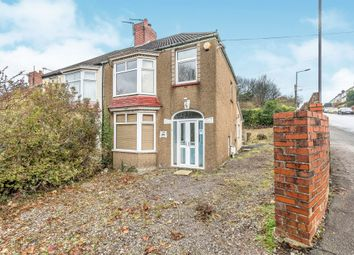 Thumbnail 3 bed terraced house for sale in Cockett Road, Cockett, Swansea