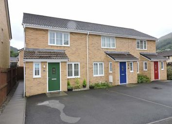 Thumbnail 2 bed end terrace house for sale in Llys Cambrian, Godrergraig, Swansea