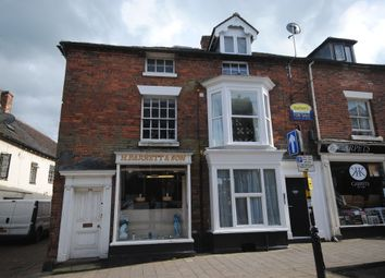 Thumbnail 1 bed flat for sale in Stafford Street, Market Drayton