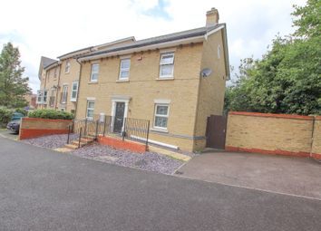 Thumbnail 3 bed detached house to rent in Little Woods Mews, Colchester