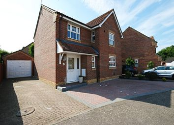 Thumbnail 4 bed detached house for sale in Sycamore Way, Diss