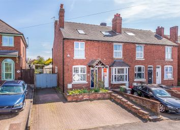 Thumbnail 3 bed end terrace house for sale in Lichfield Road, Shire Oak, Walsall