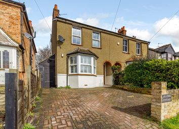 Thumbnail 3 bed semi-detached house for sale in Gold Hill North, Chalfont St Peter, Gerrards Cross
