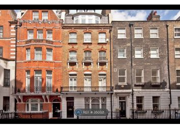 Thumbnail 1 bed flat to rent in Welbeck Street, London