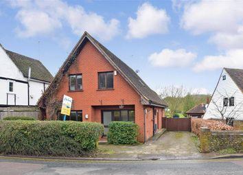 Thumbnail 3 bed detached house for sale in Station Road, Eynsford, Dartford, Kent