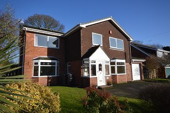 Thumbnail 5 bed detached house for sale in Fields Drive, Sandbach