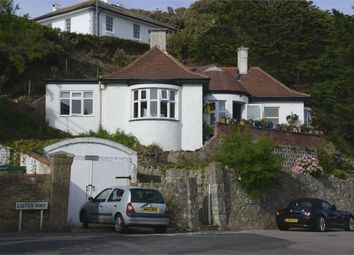 Thumbnail 4 bed detached bungalow for sale in The Riviera, Sandgate, Folkestone, Kent