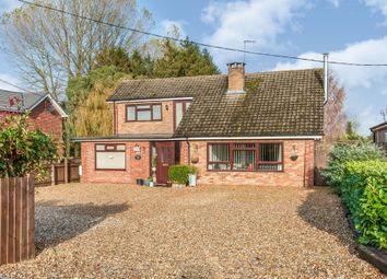 Thumbnail 4 bed detached house for sale in Swaffham Road, Watton, Thetford
