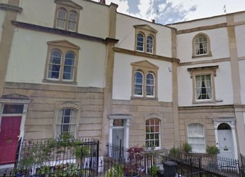 Thumbnail 1 bed flat to rent in Camden Terrace, Hotwells, Bristol