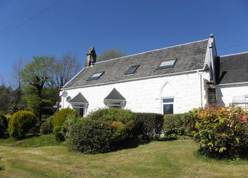 Thumbnail 4 bed detached house for sale in Lochaline, Morvern