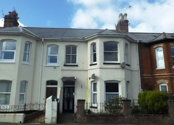 Thumbnail 4 bed flat to rent in Imperial Road, Exmouth