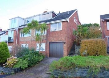 Thumbnail 4 bed semi-detached house to rent in Ravens Walk, West Cross, Swansea