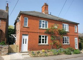 Thumbnail 2 bed semi-detached house for sale in Ashwell Road, Oakham