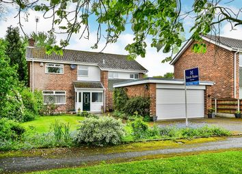 Thumbnail 4 bed detached house for sale in Harrington Drive, Gawsworth, Macclesfield, Cheshire
