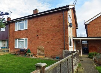 Thumbnail 2 bed flat to rent in Cannock Road, Aylesbury, Buckinghamshire