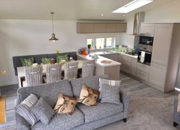 Thumbnail 4 bed lodge for sale in Trecco Bay Holiday Park, Porthcawl