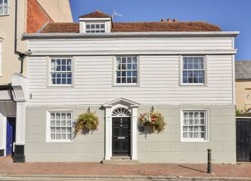 Thumbnail 5 bed town house for sale in High Street, Bexhill-On-Sea