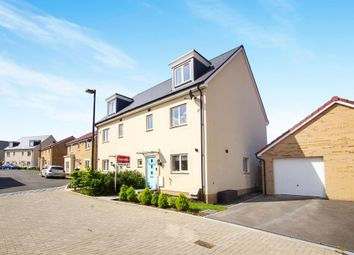 Thumbnail 4 bed semi-detached house for sale in Cowslip Crescent, Emersons Green, Bristol