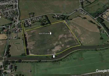 Thumbnail Land for sale in Land At Ivy Cottage Farm, Off Back Lane, Newburgh, Wigan