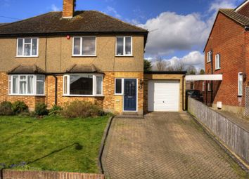 Thumbnail 3 bed semi-detached house for sale in Barnhill Close, Marlow
