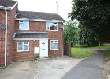 Thumbnail 3 bedroom end terrace house for sale in Bissley Drive, Maidenhead, Berkshire