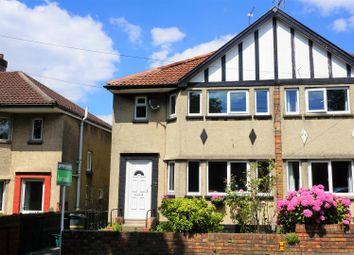 3 bed semi-detached house for sale in Oakenhill Walk, Brislington, Bristol BS4