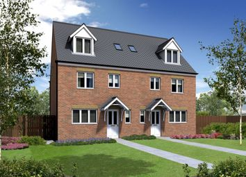 "Thumbnail 4 bed town house for sale in ""The Chatsworth"" at Oakley Way, Rochdale"
