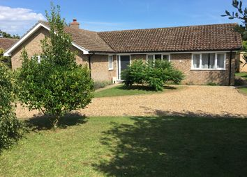 Thumbnail 3 bed detached bungalow for sale in Silver Drive, Aldeburgh, Suffolk