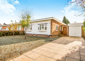 Thumbnail 3 bed detached bungalow for sale in Charter Avenue, Coventry
