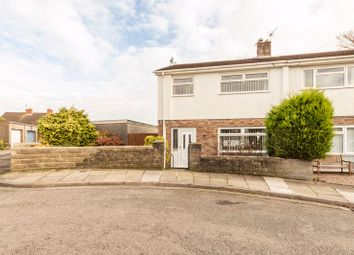 Thumbnail 3 bed semi-detached house for sale in Farmleigh, Rumney, Cardiff