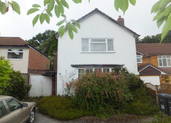Thumbnail 3 bed link-detached house for sale in Park View Road, Four Oaks, Sutton Coldfield