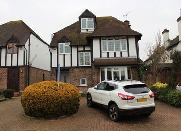 Thumbnail 4 bed detached house for sale in Calder Avenue, Brookmans Park, Hertfordshire