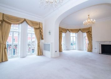 Thumbnail 3 bed flat to rent in Albert Hall Mansions, Kensington Gore