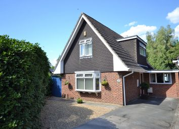 Thumbnail 3 bed detached house for sale in Bishopstone Close, Cheltenham