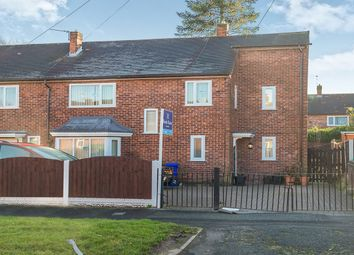Thumbnail 4 bed semi-detached house to rent in Greyfriars Road, Wythenshawe, Manchester