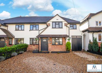 Grange Crescent, Chigwell IG7. 5 bed semi-detached house for sale