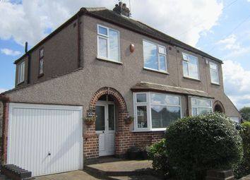 Thumbnail 3 bedroom semi-detached house for sale in Belgrave Road, Wyken, Coventry