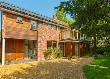 Thumbnail 5 bed detached house for sale in Fendon Close, Cambridge