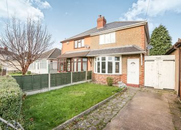Thumbnail 2 bed semi-detached house for sale in Uplands Grove, Willenhall