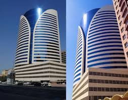 Thumbnail Office for sale in Executive Heights, Dubai, United Arab Emirates